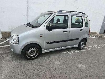 gebraucht Suzuki Wagon R+ 1.3 SE Spezial Klein-/ Kompaktwagen