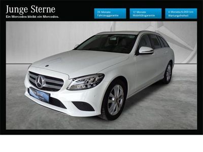 gebraucht Mercedes C200 d T