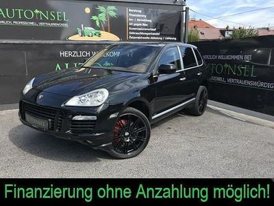 used Porsche Cayenne Turbo Tiptronic