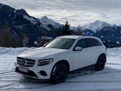 gebraucht Mercedes GLC220 4Matic AMG Line