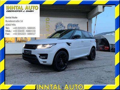 gebraucht Land Rover Range Rover Sport 3,0 SDV6 HSE Dynamic SUV / Geländewagen