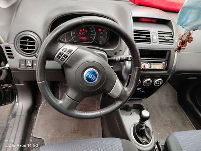 gebraucht Fiat Sedici 1,9 JTD Multijet Dynamic