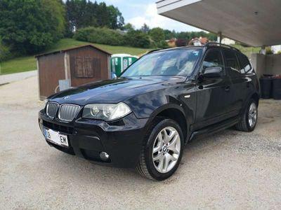 gebraucht BMW X3 3.0 LITER * PICKERL bis 04/2021* M-PACKET AB WERK SUV / Geländewagen