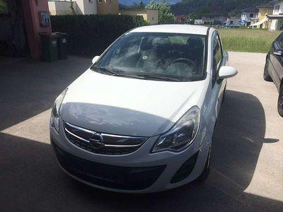 gebraucht Opel Corsa 1,3 CDTi 75 Ps Diesel Klein-/ Kompaktwagen