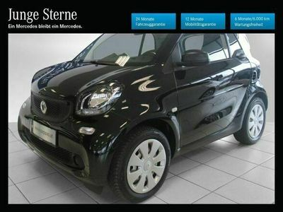 gebraucht Smart ForTwo Coupé 52 kW twinamic