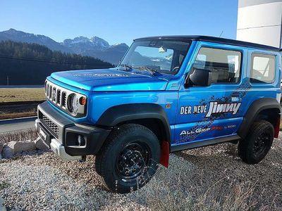 gebraucht Suzuki Jimny 1,5 VVT Allgrip Clear SUV / Geländewagen,