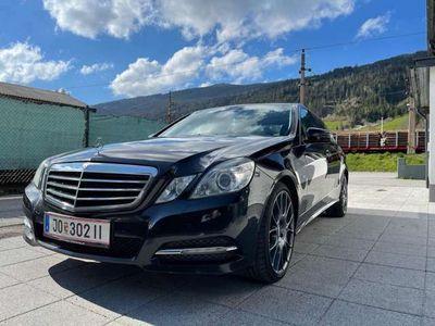 gebraucht Mercedes E220 ***1. Besitz***Avantgarde BlueEfficiency CDI Aut.