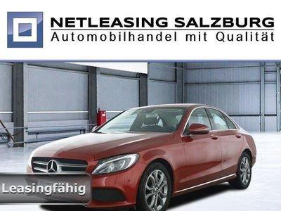 used Mercedes C250 C-Klassed Avantgarde Aut. Limousine,
