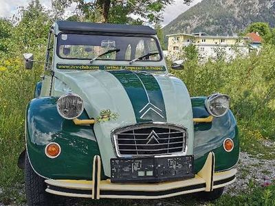 gebraucht Citroën 2CV 6 Club Cabrio / Roadster