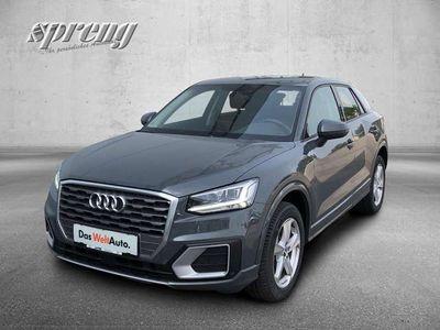 gebraucht Audi Q2 - SPORT - Neuwertig - Spreng Stockerau !
