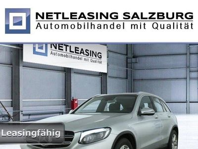 gebraucht Mercedes GLC220 d 4M Exclusive+Comand+LED-ILS+Distr.+HUD