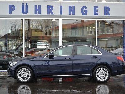 gebraucht Mercedes C200 C-Klassed Aut. *Navi*Luxurypaket* Limousine,