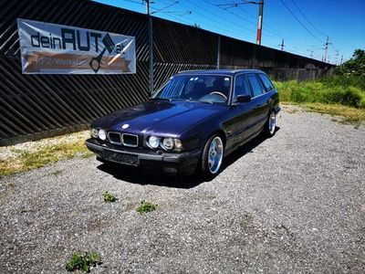 gebraucht BMW 525 5er-Reihe Kombi Diesel E34 touring
