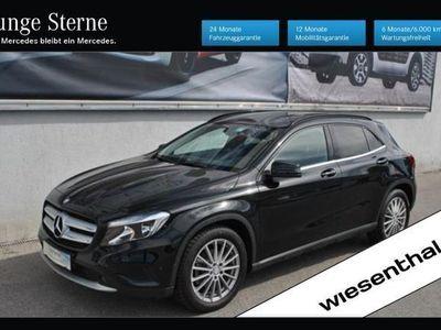 gebraucht Mercedes GLA200 CDI 4MATIC Edition Lifestyle