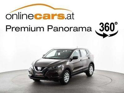 gebraucht Nissan Qashqai 1,5 dCi TEMP SHZ MEGAPREIS SUV / Geländewagen,