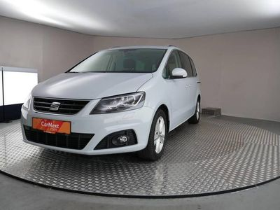 gebraucht Seat Alhambra 2.0 TDI 4Drive Executive Plus (910198)