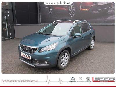 gebraucht Peugeot 2008 1,2 PureTech 110 S&S Aut. Allure