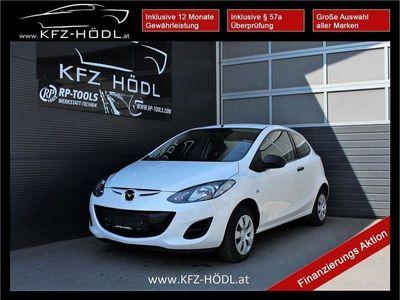 gebraucht Mazda 2 1,3i Life Limousine