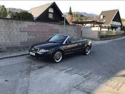 gebraucht Audi A4 Cabriolet 1.8 Turbo Cabrio / Roadster