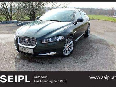 gebraucht Jaguar XF 3,0 Diesel Luxury Start/Stop Limousine,
