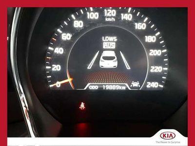 gebraucht Kia pro_cee'd cee'd1,6 CRDi ISG Active Pro Limousine