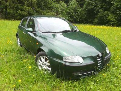 gebraucht Alfa Romeo 147 Alfa 2,0 Twin Spark Distinctive