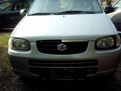 gebraucht Suzuki Alto 1,1 SE Freezer Klein-/ Kompaktwagen