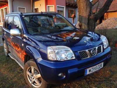 used Nissan X-Trail Columbia 2,2 dCi 16V