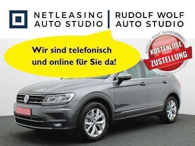 gebraucht VW Tiguan 2.0 TSI DSG 4Mo. Highline NAVI APPCONNECT Klima