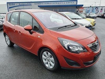 gebraucht Opel Meriva 1,4 ecoFlex Turbo Edition Start&Stop