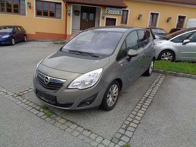 gebraucht Opel Meriva 1,7 CDTI Edition DPF