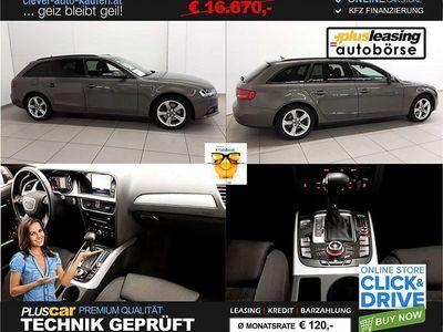 brugt Audi A4 Avant 2,0 TDI Aut. +Panoramad. | NAVI |