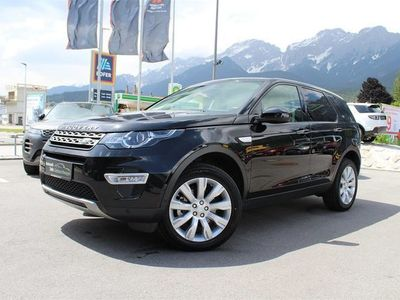 brugt Land Rover Discovery Sport 2,0 SD4 4WD HSE Luxury