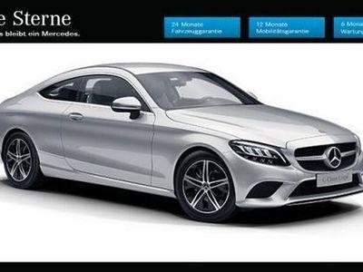 gebraucht Mercedes C200 Coupe * AMG Line, * Panorama Schiebedach, *Rückfahrkamera,