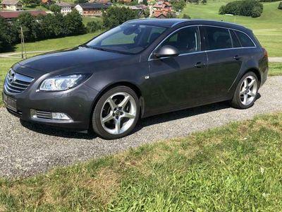 gebraucht Opel Insignia ST 2,0 Sport CDTI ecoflex