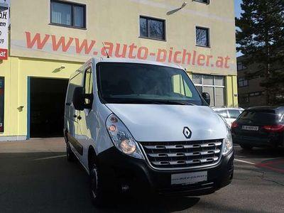 gebraucht Renault Master L1H1 2,8t dCi 150 DPF Euro5