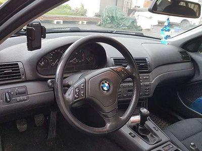 gebraucht BMW 320 3er-Reihe d e46 Limousine