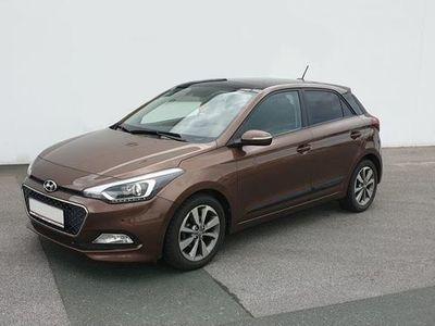 gebraucht Hyundai i20 1,25 Premium