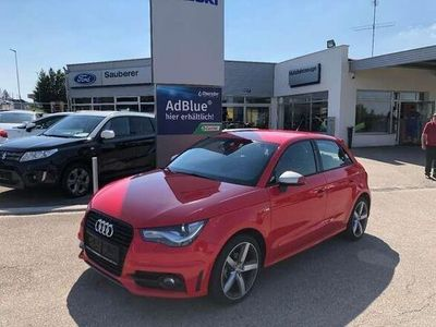 gebraucht Audi A1 Sportback 1,2 TFSI Life Ball Red Ribbon