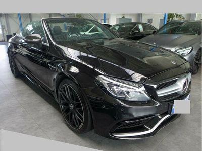 gebraucht Mercedes C63 AMG AMG Cabrio Aut. AMG-Line HUD Performa 20 Carbon Navi