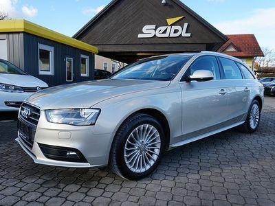 brugt Audi A4 Avant 2,0 TDI quattro Fleet *NAVI+XENON*
