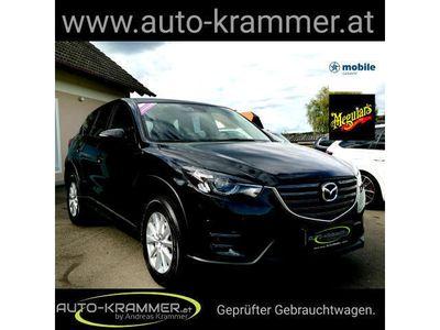 used Mazda CX-5 CD150 AWD **TOP ZUSTAND** NAVI AHK ALLRAD