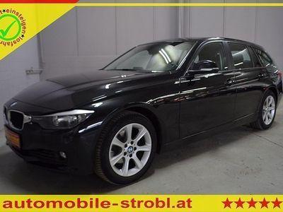 brugt BMW 320 d Touring Aut./Navi/Pakpilot/e-Heckklappe uvm..!GA
