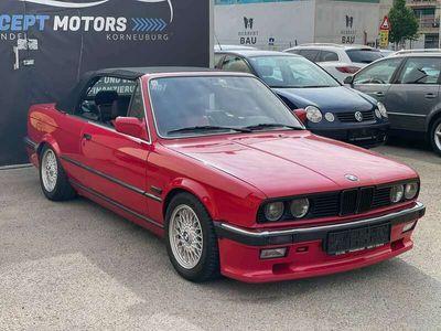 gebraucht BMW 320 Cabriolet 3er-Reihe Cabrio (E30)