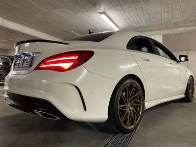 gebraucht Mercedes CLA250 Sport 4MATIC Aut.