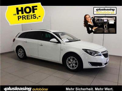 gebraucht Opel Insignia 1,6 CDTI (Xenon,Navi)