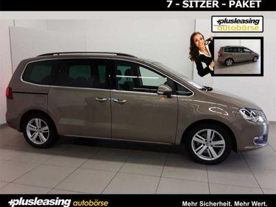 gebraucht VW Sharan Comfort BMT 2,0 TDI ::7Sitze