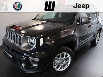 gebraucht Jeep Renegade 2,0 MJD II AWD 6MT Limited W-LED-Editio, 140 PS, 5 Türen, Schaltgetriebe