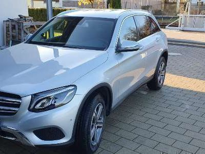 gebraucht Mercedes GLC220 d 4MATIC Aut.