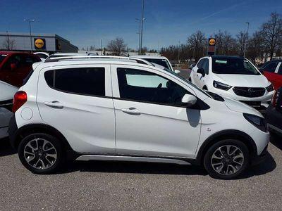 gebraucht Opel Karl KarlRocks 1.0 Ecotec, beste Ausstattung!!! Klein-/ Kompaktwagen